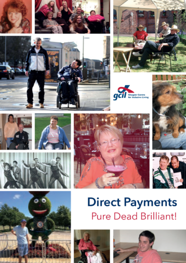 Direct Payments – Pure Dead Brilliant