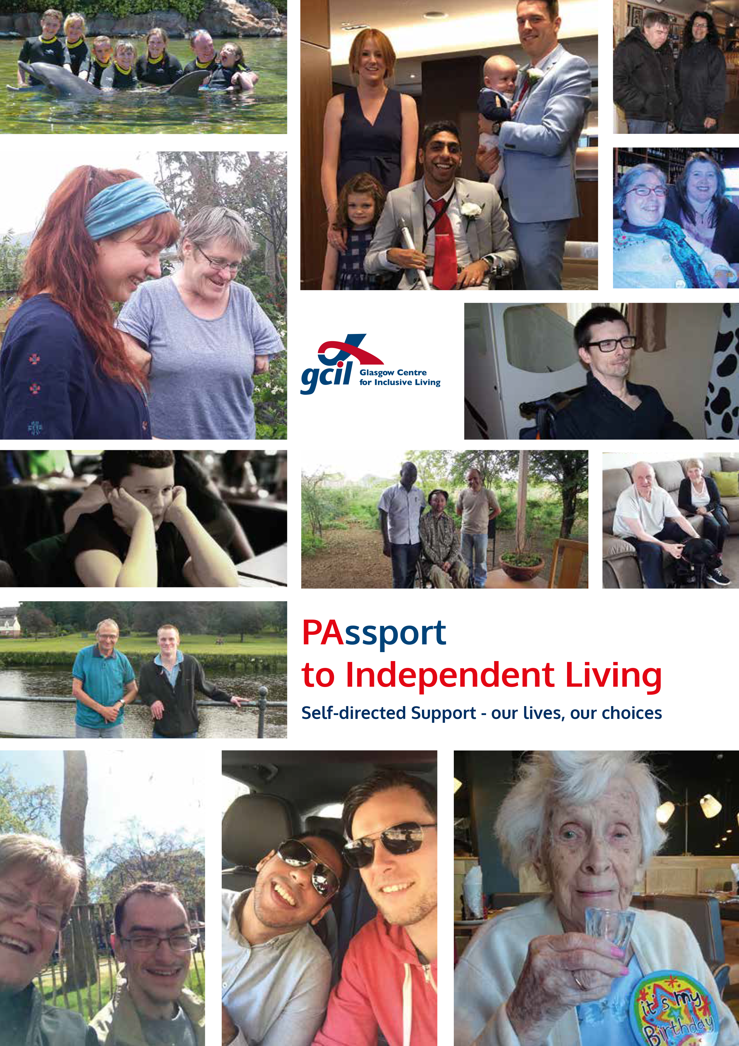 Passport To Independent Living Front Cover
